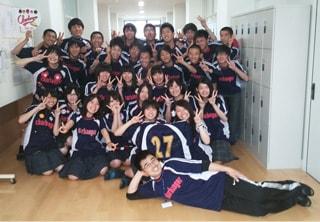 かなり目立っていました(慶進高等学校文化祭)の画像