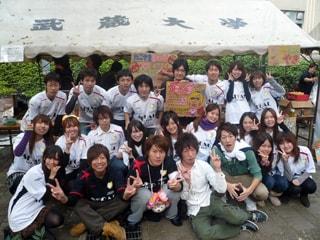 団結してイベントに臨むことできました(武蔵大学文化祭)の画像