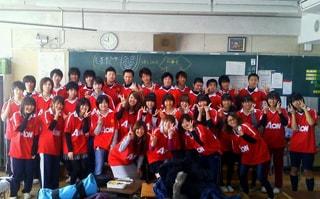 みんな団結して楽しく過ごすことができました(埼玉県立所沢高等学校文化祭)の画像