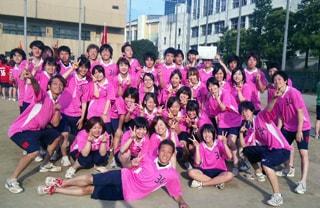 クラスの宝物になりました!(東京都立駒場高等学校体育祭)の画像