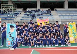 ご来場された御父兄の方々からも大好評(浜松啓陽高校3年4組体育祭)の画像