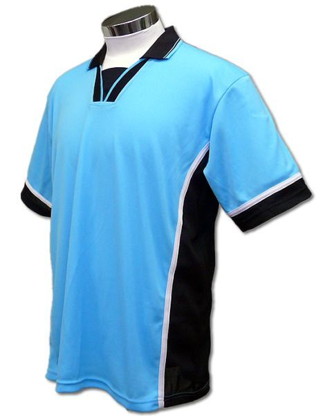 学割クラスTシャツサッカーユニフォーム B02タイプ スカイの画像