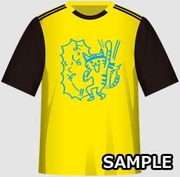 球技大会を最高に楽しみたい、元気なクラスにオススメのクラスTシャツの画像