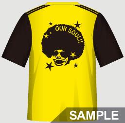 吹奏楽部におすすめの部活Tシャツデザインイメージ・裏